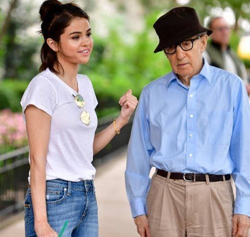 "Woody Allen's new movie with Selena Gomez is called ""A Rainy Day in New York"" and ends filming next week.  He told us that he is about to finish ""A Rainy Day in New York"" movie featuring Elle Fanning Selena Gomez Jude Law Liev Schreiber Diego Luna Rebecca Hall Suki Waterhouse and Timothée Chalamet. This week I finish my next movie the one with Selena Gomez Timothée Chalamet Liev Schreiber and Jude Law. So Im not interested in Wonder Wheel anymore. If people like it thats delightful. If they…"