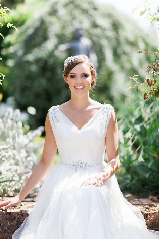Grecian wedding dress, pretty wedding dress inspiration, bridal gown, chanticleer dresses, grecian, bowtie and belle photography
