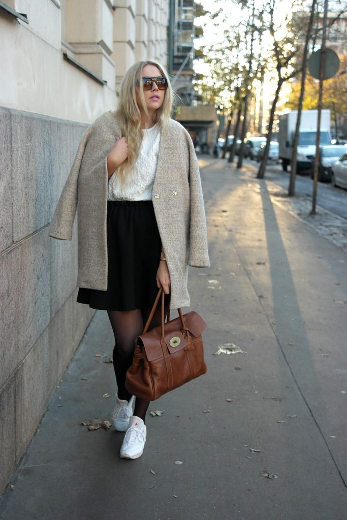 More on my blog: http://lifeisbeautifuland.blogspot.fi/2014/11/sporty-chic.html