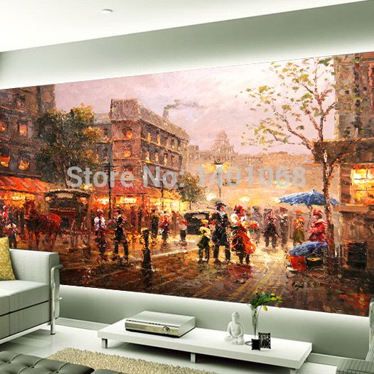 Find More Wallpapers Information about High quality Modern Luxury 3d wallpaper 3D wall mural papel de parede photo wall paper European cities painting papel pintado,High Quality sofa bed living room,China wallpaper pattern Suppliers, Cheap wallpaper waterfall from MSM Co.,Ltd on Aliexpress.com