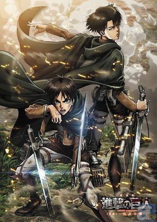 Levi y Eren