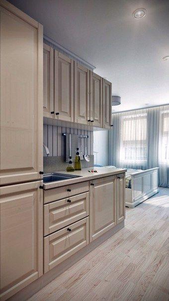 Малосемейная квартира - Дизайн интерьеров   Идеи вашего дома   Lodgers