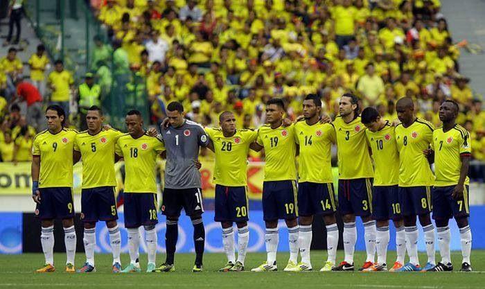 Seleccion colombia!!!