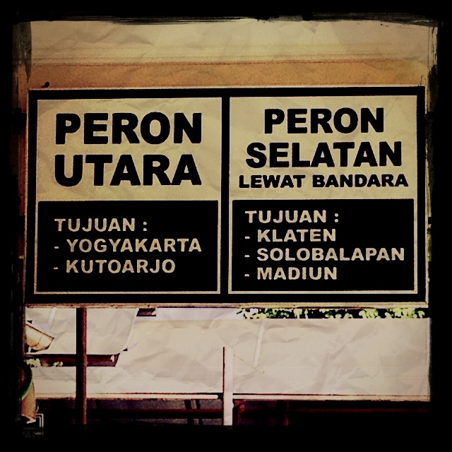 All aboard.... #Jogjakarta