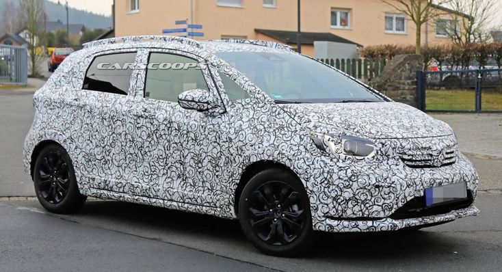 2020 Honda Fit Jazz Drops Some Camo And Shows Off Its All New Interior Honda Jazz Honda Fit Jazz Honda Fit