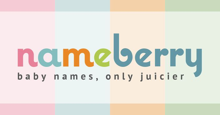 What's a Nameberry? Think of it as a baby name....only juicier, smarter, cooler, better. Nameberry is the site created by experts Pamela Redmond Satran and Linda Rosenkrantz, coauthors of ten groundbreaking books on baby names widely quoted on the subject around the world.