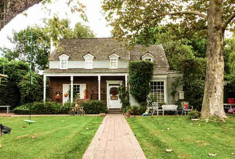 Boy Meets World  4196 Colfax Ave Studio City, California Estimated price: $1,228,809 Cory Matthews' childhood home is a few steps away from the CBS studios where they actually shot the show for a while. It's also a little smaller than what the interior sets would suggest, with only 2 bedrooms.