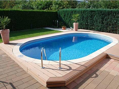 Die besten 25 pool selber bauen ideen auf pinterest for Swimmingpool hornbach