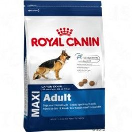 #royalcanin #pienso #comida #perros #mascotas #animales + Barato y + Cantidad Royal Canin Maxi Adult En: www.theanimallshop.com