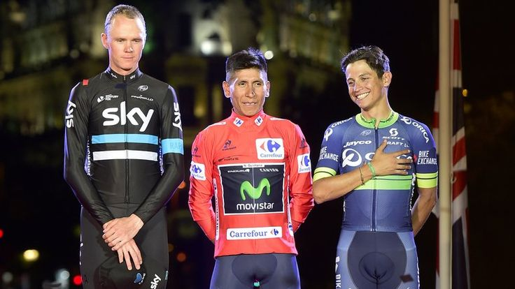 Froome seals second in Spain