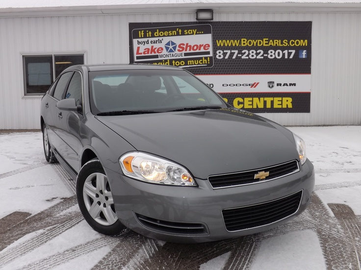 Used 2009 Chevrolet Impala LS For Sale | Montague MI | 2G1WB57K591179848.