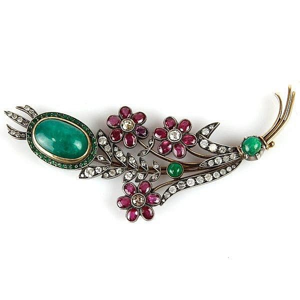 genuine gold mint vintage s collection pin franklin faberge cln stones brooch on ebay paramounthome