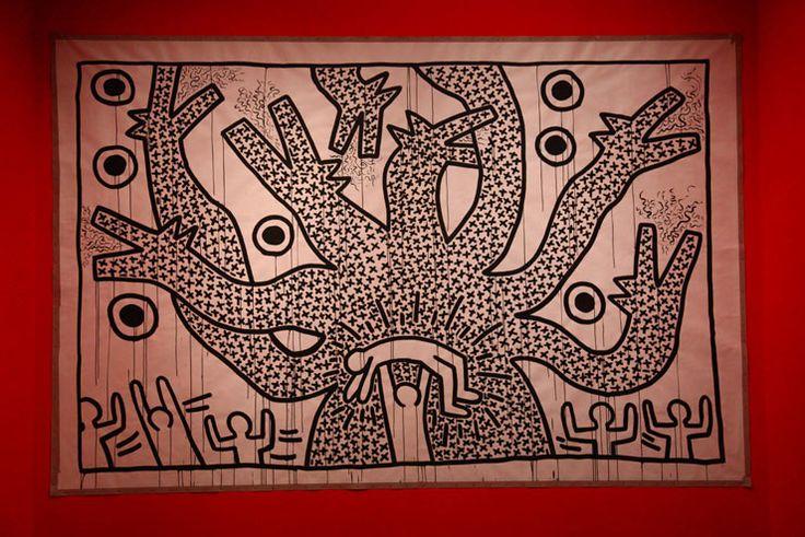 ღღ keith haring street art - Google Search