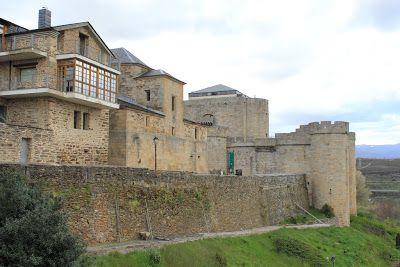 Puebla de Sanabria, en Zamora, España