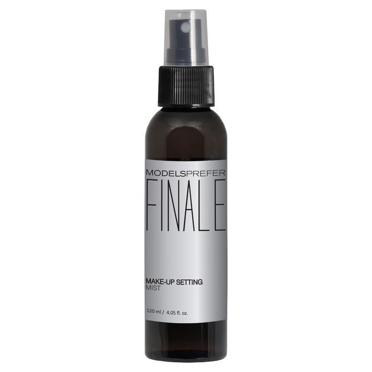 Models Prefer Finale Make-Up Setting Mist 120 mL