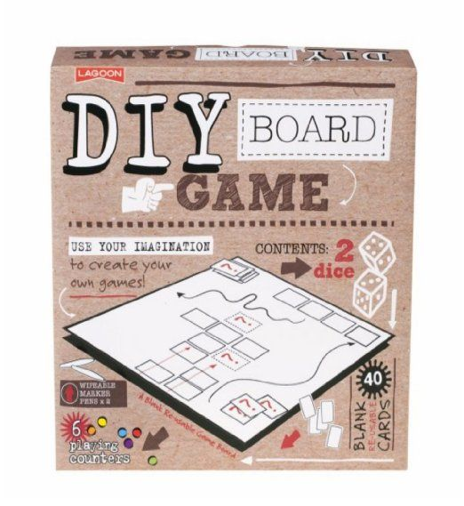 how to create your own board game from scratch