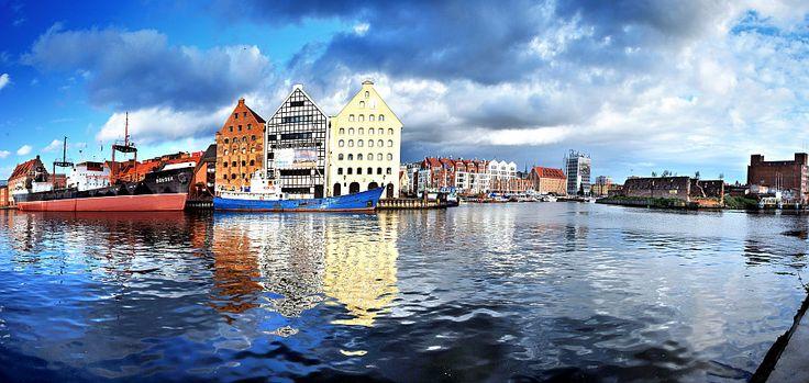 Sołdek, Centralne Muzeum Morskie, Ołowianka i Marina   #soldek #museum #marina #gdansk
