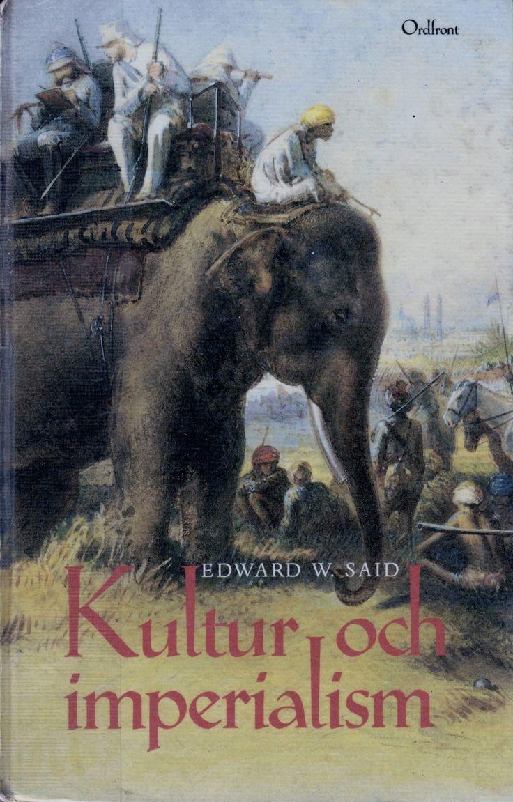 Kultur och imperialism av Edward W. Said