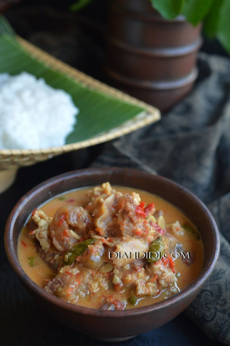 Diah Didi's Kitchen: Bubur Tumpang Koyor