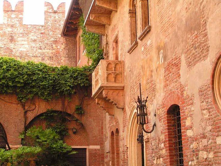 Verona , IT Giulietta Capuleti 's balcony