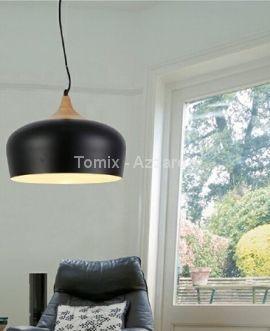 Lampa wisząca Parma kolor czarny (FLPA35BK0 Azzardo