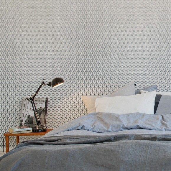 126 best papier peint au fil des couleurs images on. Black Bedroom Furniture Sets. Home Design Ideas