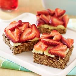 Shreddies Funky Monkey Choco-Berry Bars Allrecipes.com