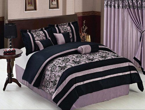 17 best images about home kitchen bed in a bag on pinterest comforters bed egyptian. Black Bedroom Furniture Sets. Home Design Ideas