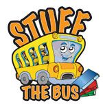 STUFF THE BUS: May 13-17, 2013 We are collecting new and gently used children's books with a focus on birth to age 8. The books will be distributed United Way of Central Iowa Women's Leadership Connection supported centers.