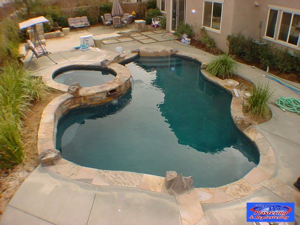 17 Best Images About Backyards On Pinterest Gunite Pool