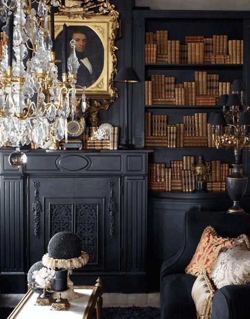 Интерьер, Гостиная,  аксессуары из бронзы,бронза,декор,картина,люстра,
