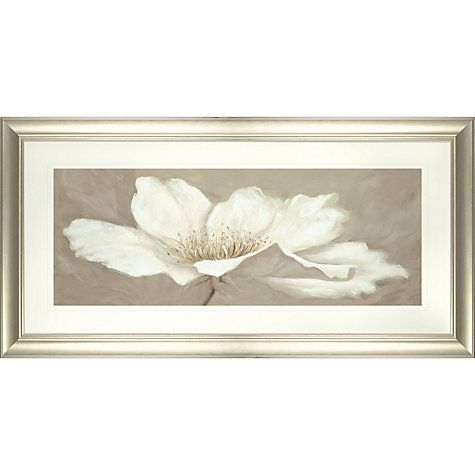 Buy Angie Thomas- Cashmere Framed Print, 59 x 110cm Online at johnlewis.com