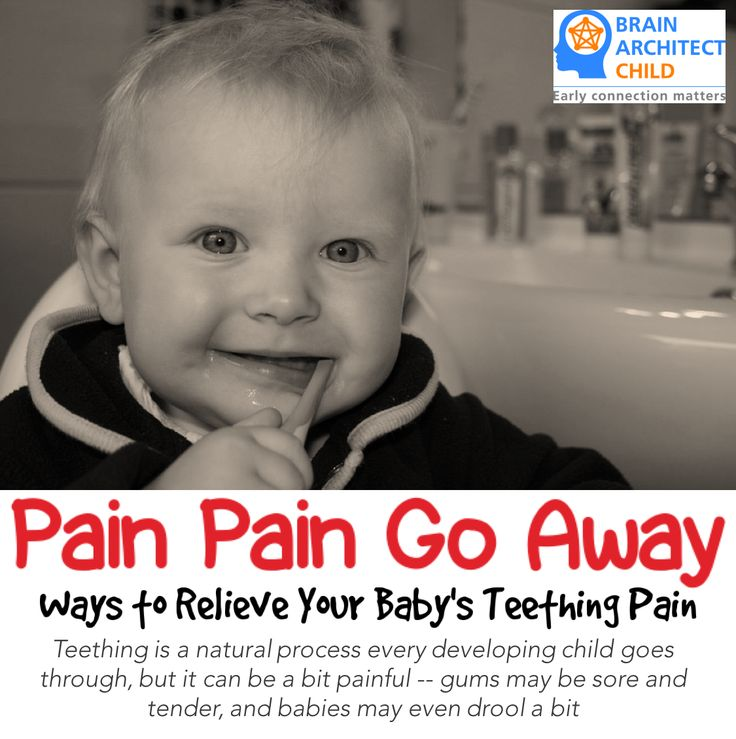 17 Best Ideas About Baby Teething Remedies On Pinterest