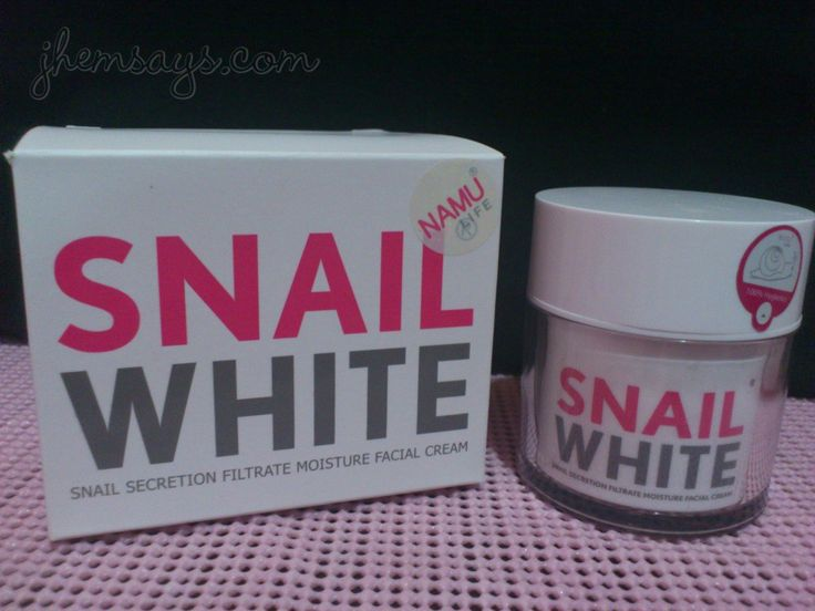 Be in the know and find out why your skin needs this Snail White Cream! Here is a Snail White Cream review which will give you a wider overview about it.