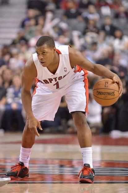 How could you get out-rebounded 55-24 in an NBA game and still win?  The answer is by having the Kyle Lowry on the court.  Despite those rebound totals, Lowry and his 35-points lead the Toronto Raptors to a 110-107 win over the Boston Celtics Wednesday.