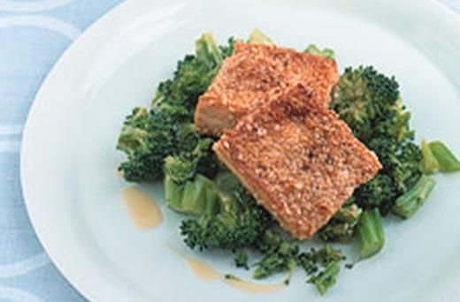 Crispy Sesame Tofu | Weight Watcher Recipes | Pinterest