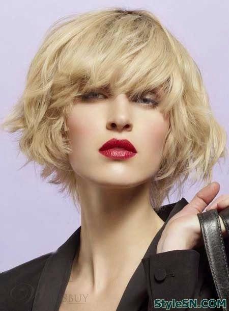 The Amazing Blonde Pixie Cut