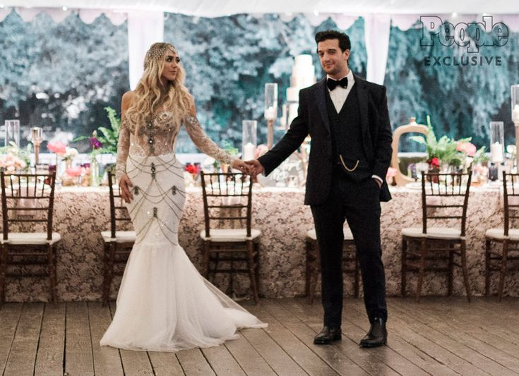 BC Jean and Mark Ballas wedding November 2016