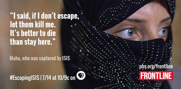 According to #Yazidi women who escaped ISIS& other sources: Many Yezidi girls committed Suicide. #StopYazidiGenocide