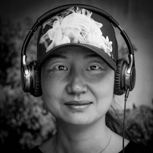 In living stereo… Line 1, Shanghai Metro. Monday, 6th June, 2016. Photography Wil Graham