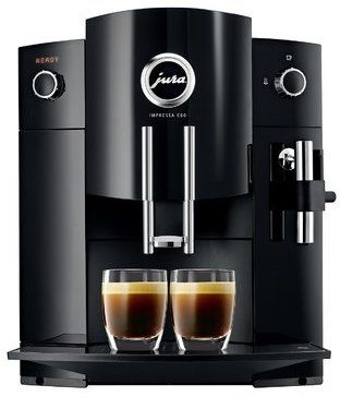Jura Impressa C60 Fully Automatic Coffee Machine