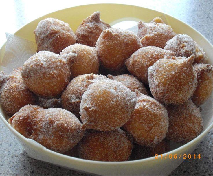 Rezept Weltbeste Quarkini/Quarkbällchen von Haidi_86 - Rezept der Kategorie Backen süß