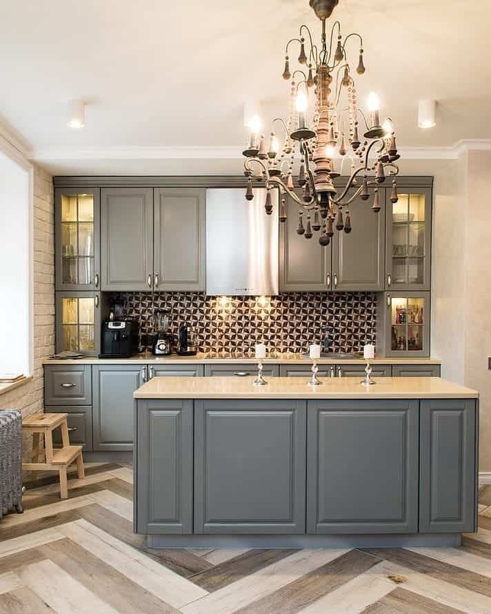 Top 5 Kitchen Design Trends 2020 Innovative Solutions Of Kitchen