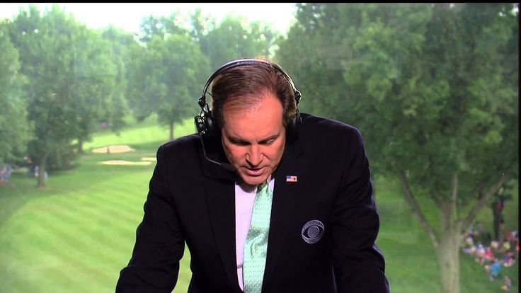Jim Nantz Tribute To Frank Gifford