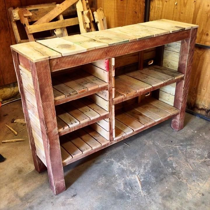 Kitchen Cabinets Made From Pallets 714 best pallet projects images on pinterest | pallet ideas