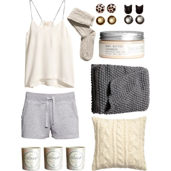 Lazy day by zsix on Polyvore featuring H&M