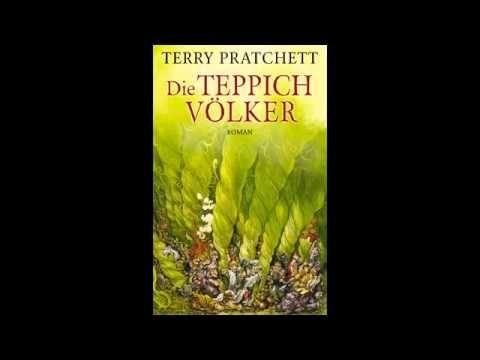 Hörbuch / Die Teppichvoelker / Terry Pratchett / Deutsch
