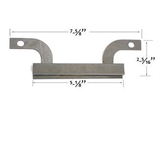 Bbq Parts Factory in USA: Brinkmann Stainless Steel Crossover Tube | Replace...