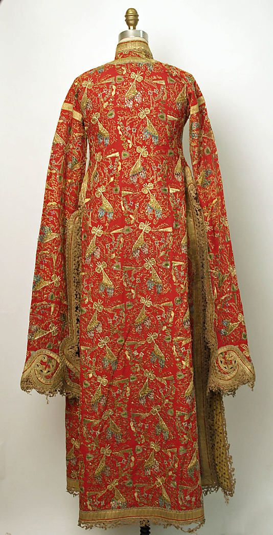 Coat (Yelek) | first half 19th century | Turkish