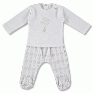 Unisex baby pyjamas